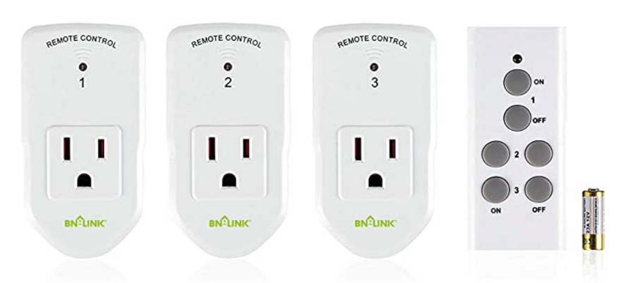 example of remote control switches